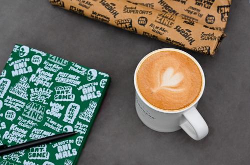 星巴克中国启用OATLY噢麦力燕麦奶 植物奶正式进入主流视野